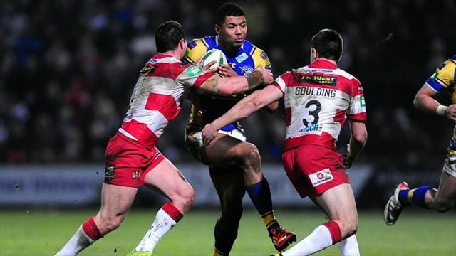 Rugby League - Leeds wary of in-form Wigan