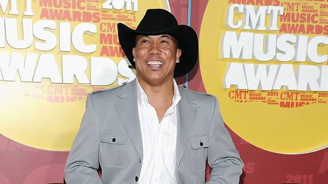 Hines Ward CMT Awards
