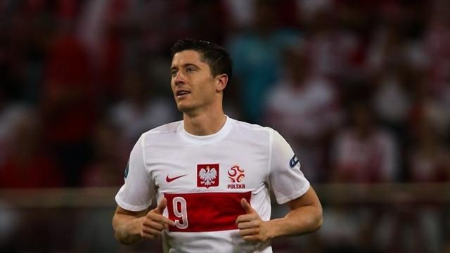 World Cup - Lewandowski eyes England scalp
