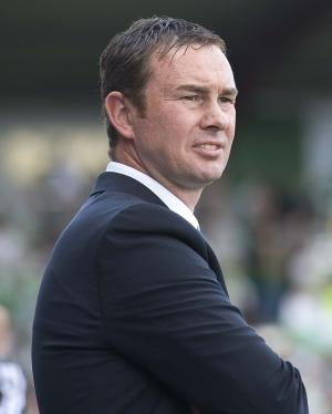 Derek Adams back the referee's decision not to dismiss Lee Mair
