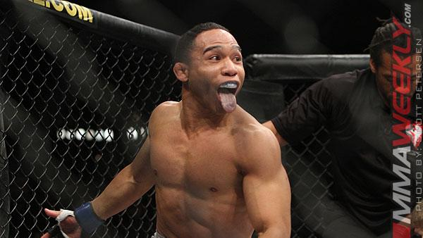 UFC 166 Results: John Dodson Sends Darrell Montague Crashing to the Canvas