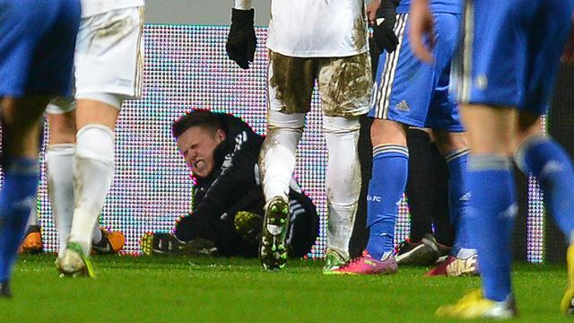 League Cup - Belgian FA slams Hazard over kick