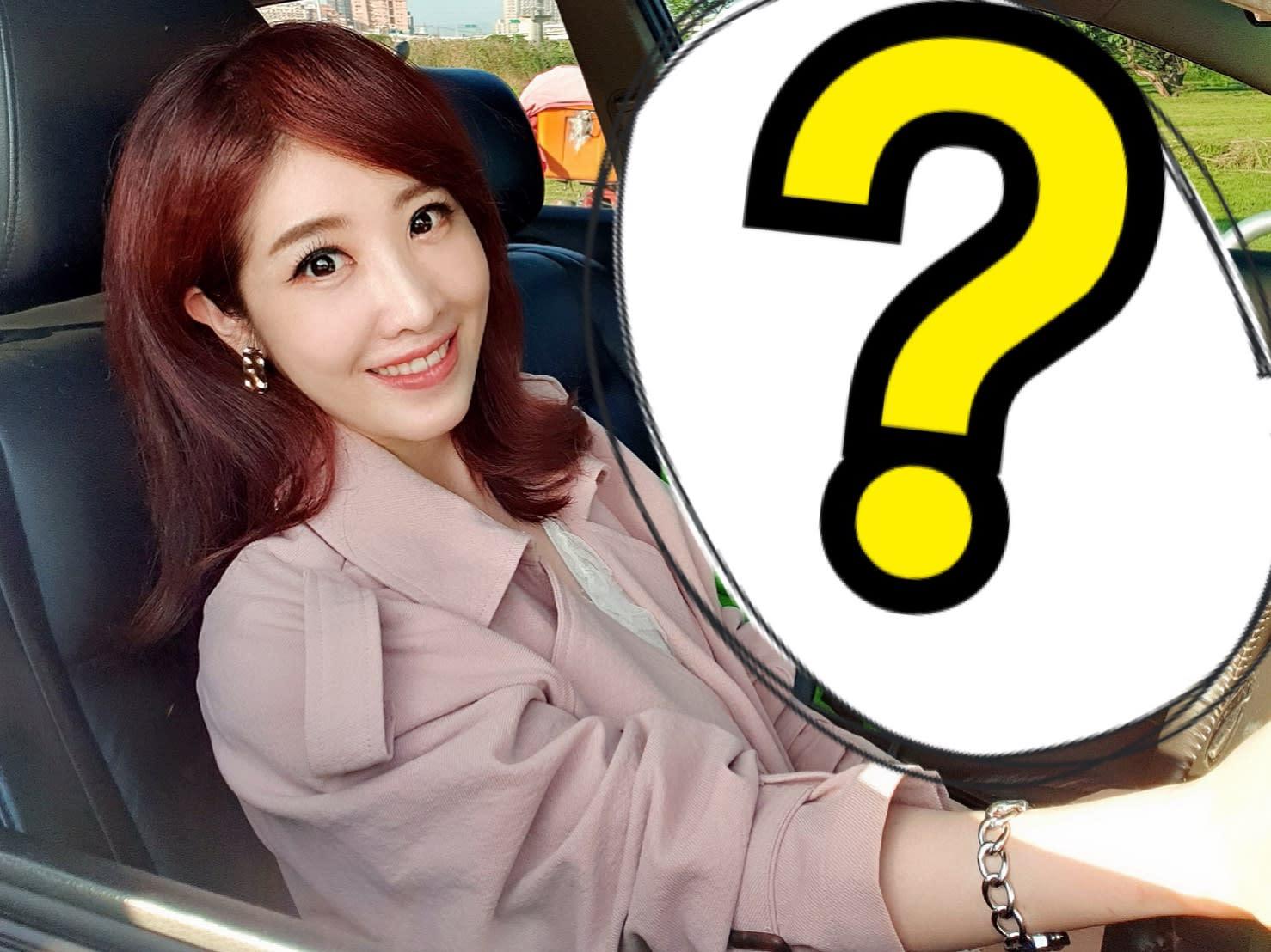 【名人聊愛車】最美發言人黃若薇入手Nissan Teana  開車「兩腳並用」糗被罵