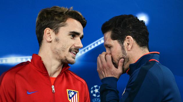 From clinical finishing to a tireless work rate, Antoine Griezmann does not think he would be the player he is without Diego Simeone.