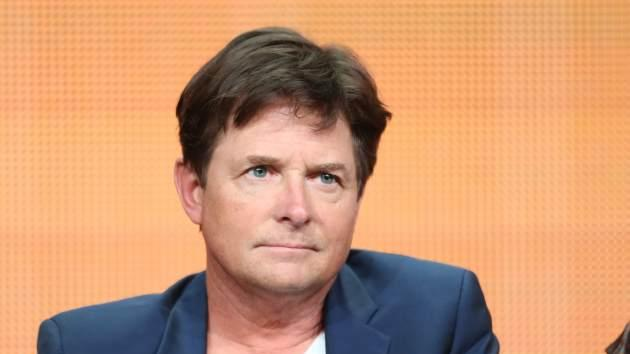 Executive Producer/Actor Michael J. Fox speaks onstage during 'The Michael J. Fox Show' panel discussion at the NBC portion of the 2013 Summer Television Critics Association tour - Day 4 at the Beverly Hilton Hotel on July 27, 2013 in Beverly Hills -- Getty Images