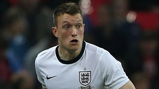 Football - Jones: I'll play anywhere for England