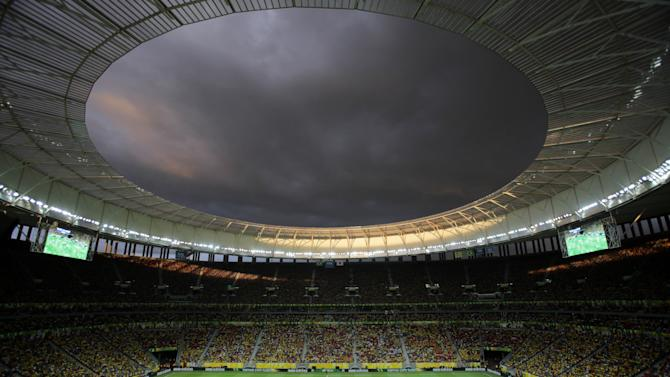 Brazil Soccer National Stadium