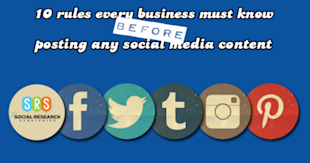 10 Rules Every Business Must Know BEFORE Posting Any Social Media Content image