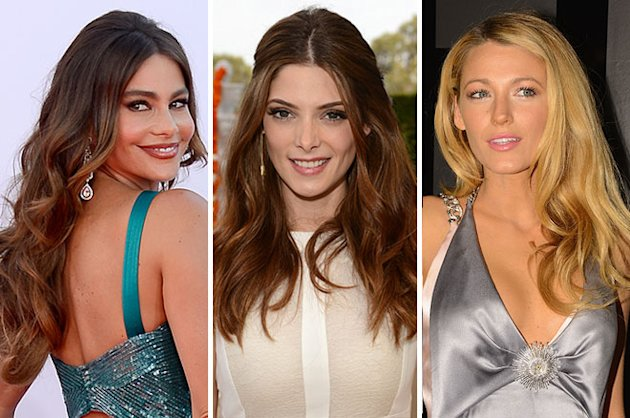 These celebrities have better hair than you. But not for long!