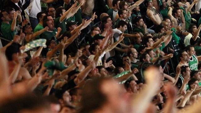 Basketball - Panathinaikos must play four games without fans