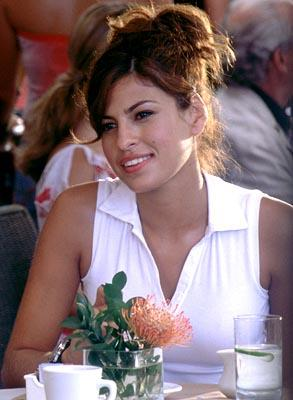 Eva Mendes in MGM's Out Of Time