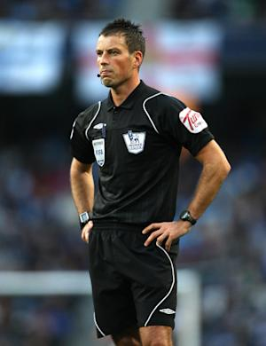 Mark Clattenburg will also referee Southampton's clash with Norwich next Wednesday