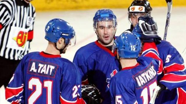 Ice Hockey - Hand sees positives despite World Championships opening defeat
