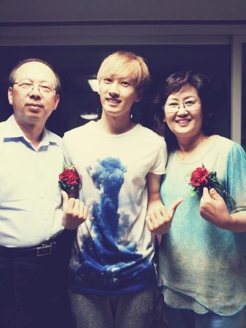 Super Junior's Eunhyuk Unveils His Parents
