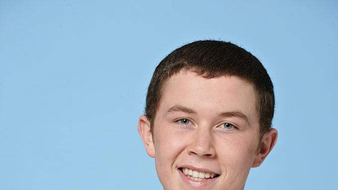 """Scotty McCreery, 17, from Garner, NC competes on the tenth season of """"American Idol."""""""