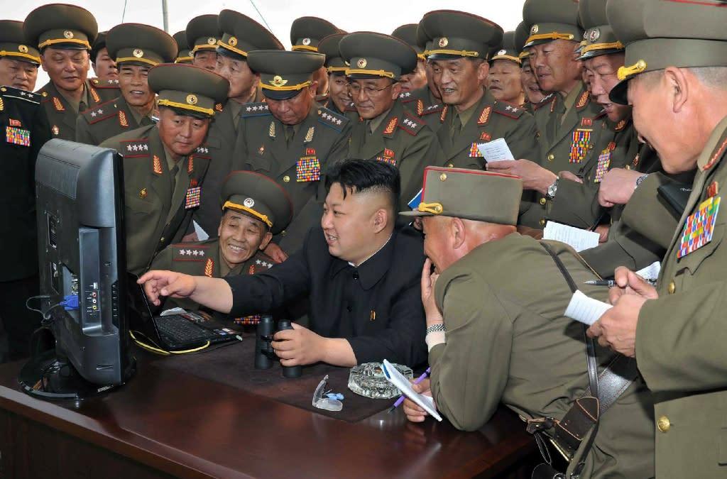 North Korean leader tells army: 'prepare for war'