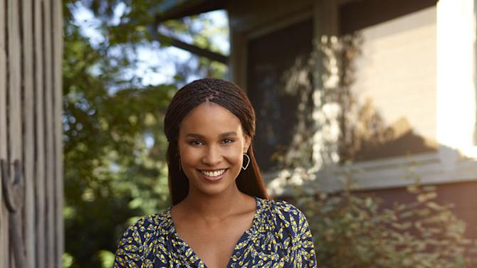 "Joy Bryant as Jasmine Trussell in ""Parenthood."""