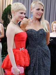BFFs Michelle Williams and Busy Phillips