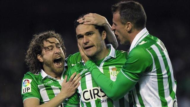Liga - Levante and Betis draw