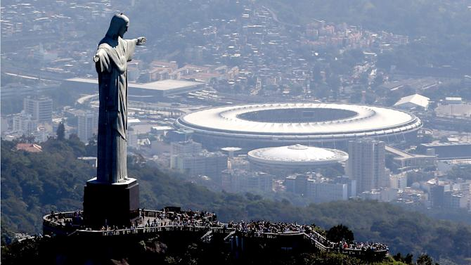 Rio 2016: The Olympic venues