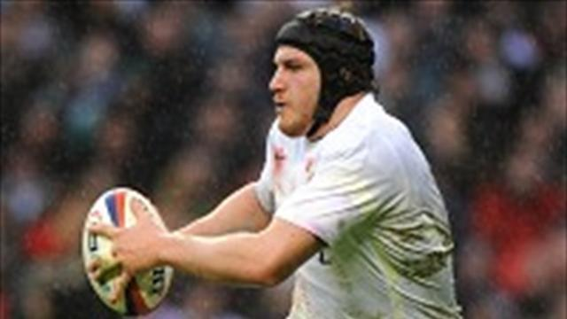 Rugby - Lancaster: Morgan making progress