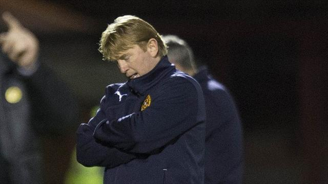 Scottish Premiership - Injuries deplete Motherwell squad