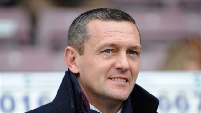 Football - Boothroyd hails victorious Cobblers