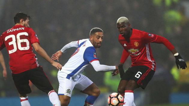 Strength in Depth: Man Utd's Bench Alone for Blackburn FA Cup Tie Cost Nearly £200m