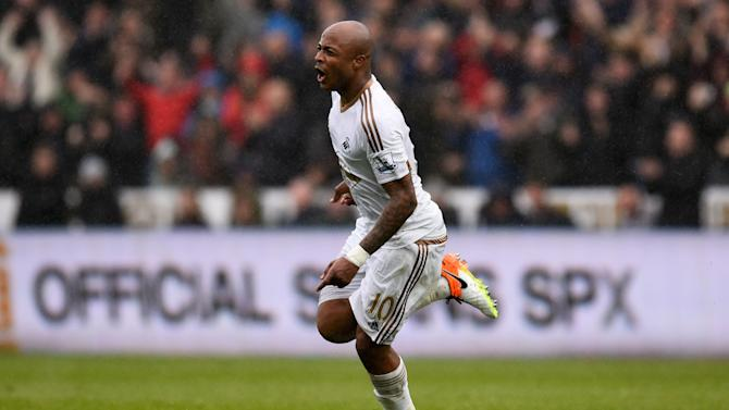Ayew rules out joining PSG in future