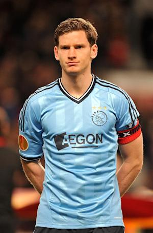 Jan Vertonghen (pictured) is hoping to become new Tottenham boss Andre Villas-Boas' second signing