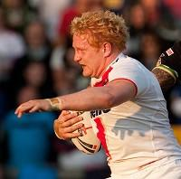 England Forward James Graham could miss the autumn internationals if banned