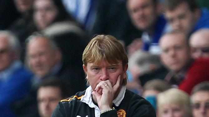 Motherwell boss Stuart McCall has been trying to cut down the amount of defensive errors