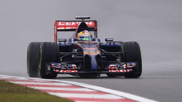 Formula 1 - Vergne handed 10-place grid penalty in Spain