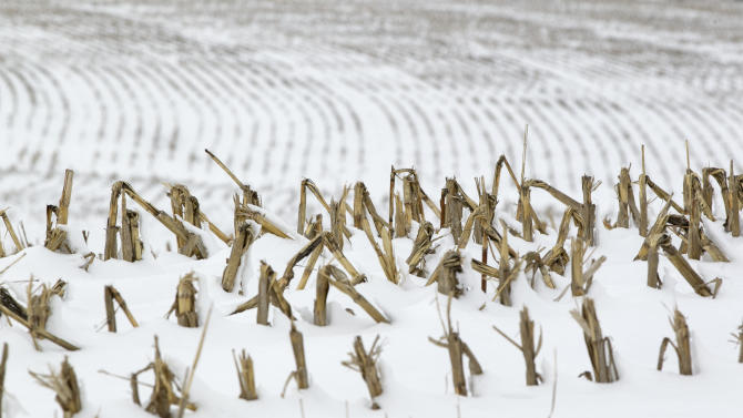 Extraordinary snowfall needed to relieve drought