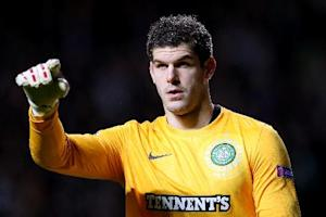 Fraser Forster has yet to make his England debut