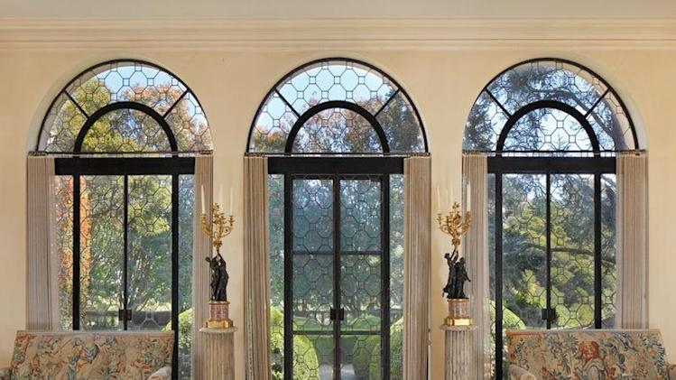 $100 million De Guigné estate comes with quite a contingency arched windows