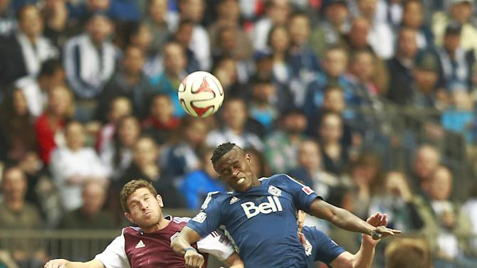Colorado Rapids v Vancouver Whitecaps FC