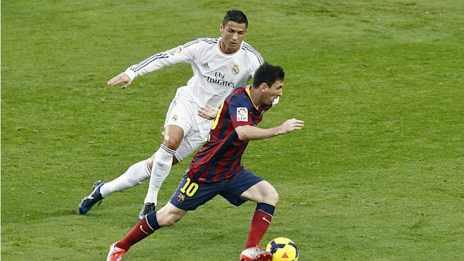 'He could score a hat-trick for Stockport County' - Ferguson on why Ronaldo edges Messi