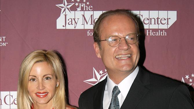 Kelsey Grammer, Camille Donatacci
