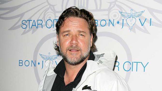 Russell Crowe Bon Jovi Cncrt