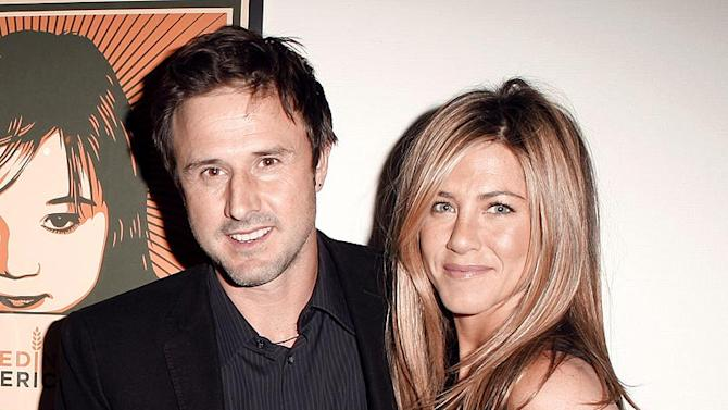 Arquette Aniston Art Gllry Opng