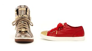 Luxe Kicks: Michael Kors Sneaker Collection