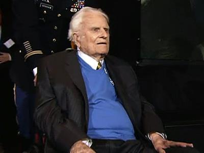 Party in NC to Mark Billy Graham's 95th Birthday