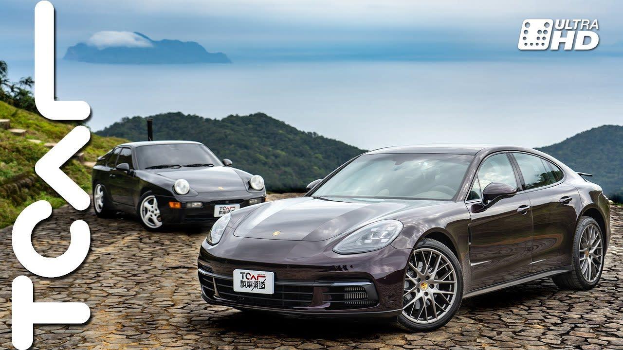 問GT為何物? Porsche Panamera 4S 新車試駕 - TCar
