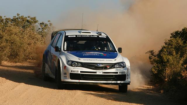 ERC - Subaru Impreza signs on for 2013