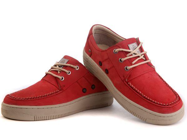 Brand: WoodlandWhat: Red sneakersPrice: Rs.3,495Where to buy: Woodland outlets across the country