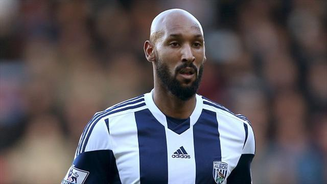 Premier League - Anelka contests FA charge, insists quenelle not anti-Semitic