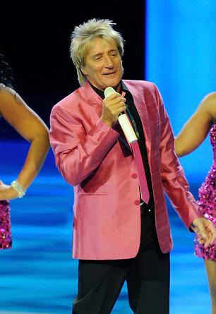 Rod Stewart Finishes First Album of New Material in a Decade, Begins Autobiography