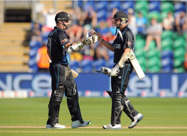 Cricket - ICC Champions Trophy - Group A - New Zealand v Sri Lanka - SWALEC Stadium