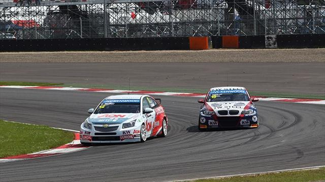 WTCC - Muller wins first race in Moscow